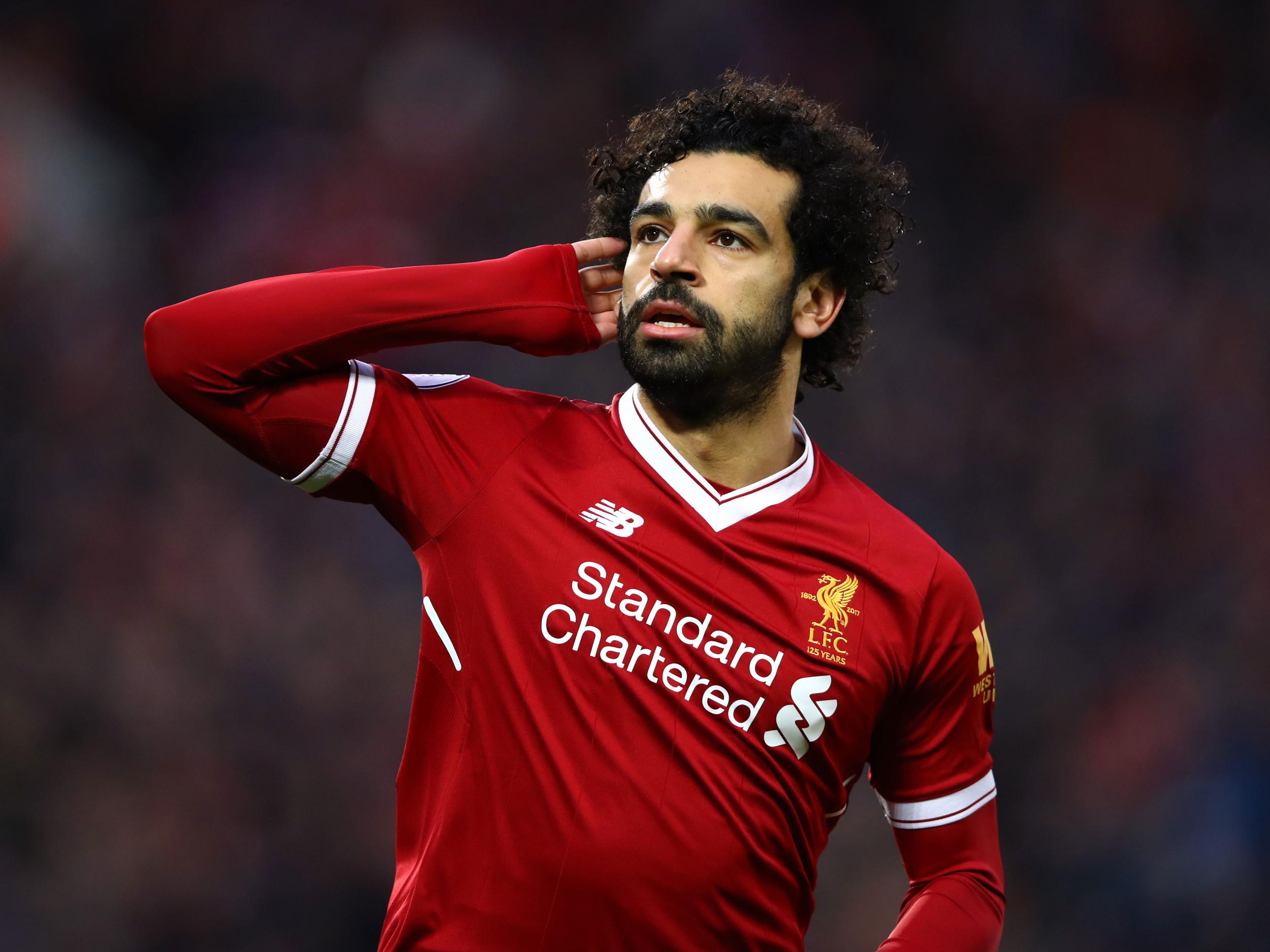 Liverpool's Mohamed Salah Is Putting In An Exceptional
