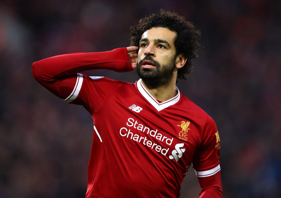 85e16d3cc31 Liverpool s Mohamed Salah is putting in an exceptional individual season and  has to be Player of the Year