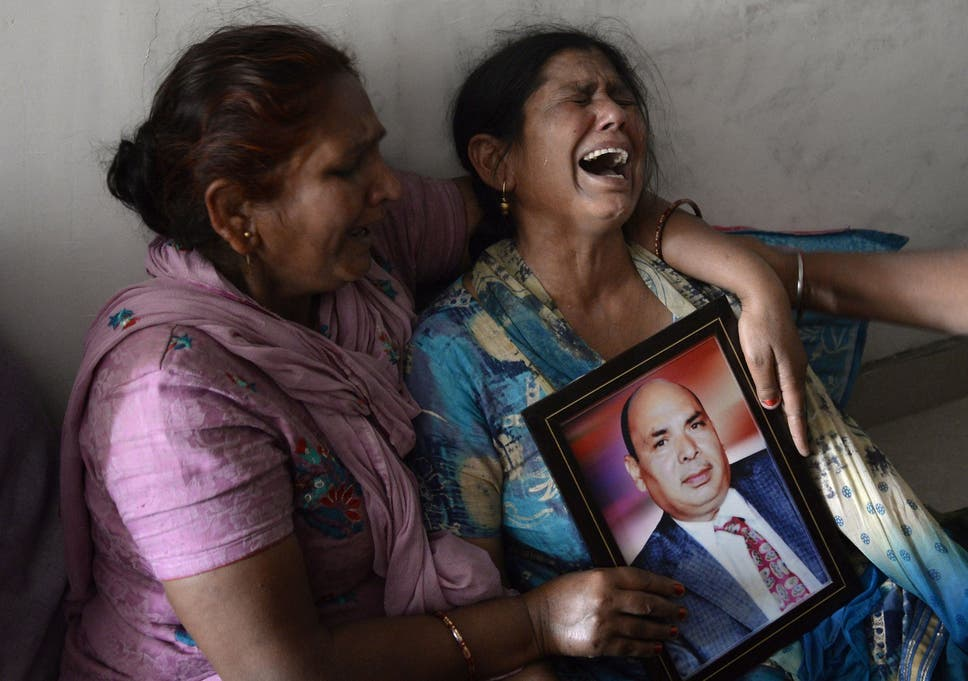 Bodies of 39 Indian construction workers abducted by Isis found in