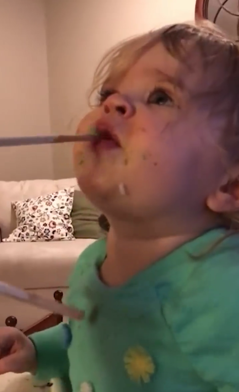 Mum accused of child abuse after feeding daughter wasabi in