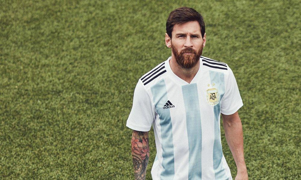 World Cup 2018 kits: Every home and away shirt rated - and
