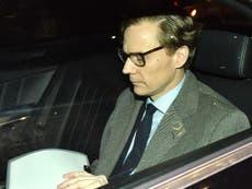 MPs recall Cambridge Analytica CEO over 'inconsistencies' in evidence