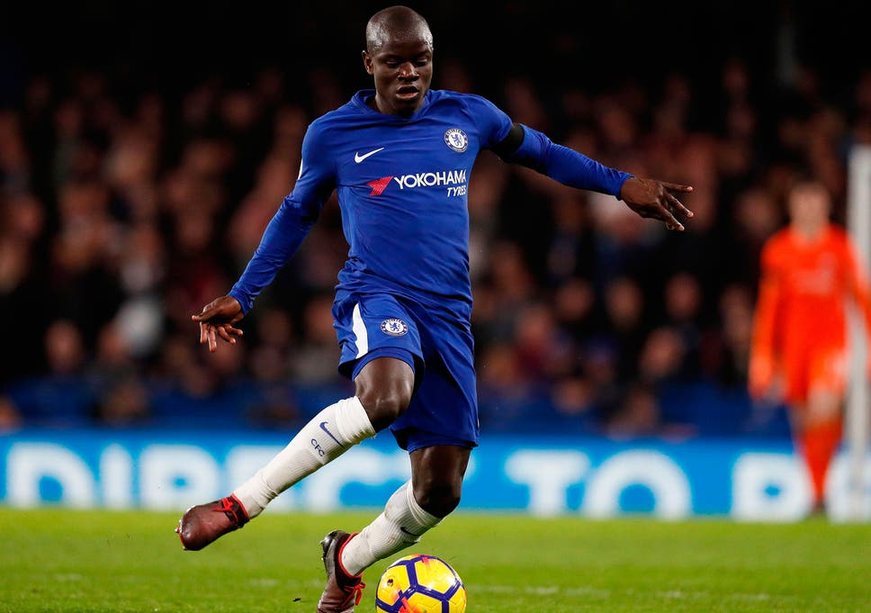 25dfc0a414b N Golo Kante has played down talk of a Chelsea exit in the summer after