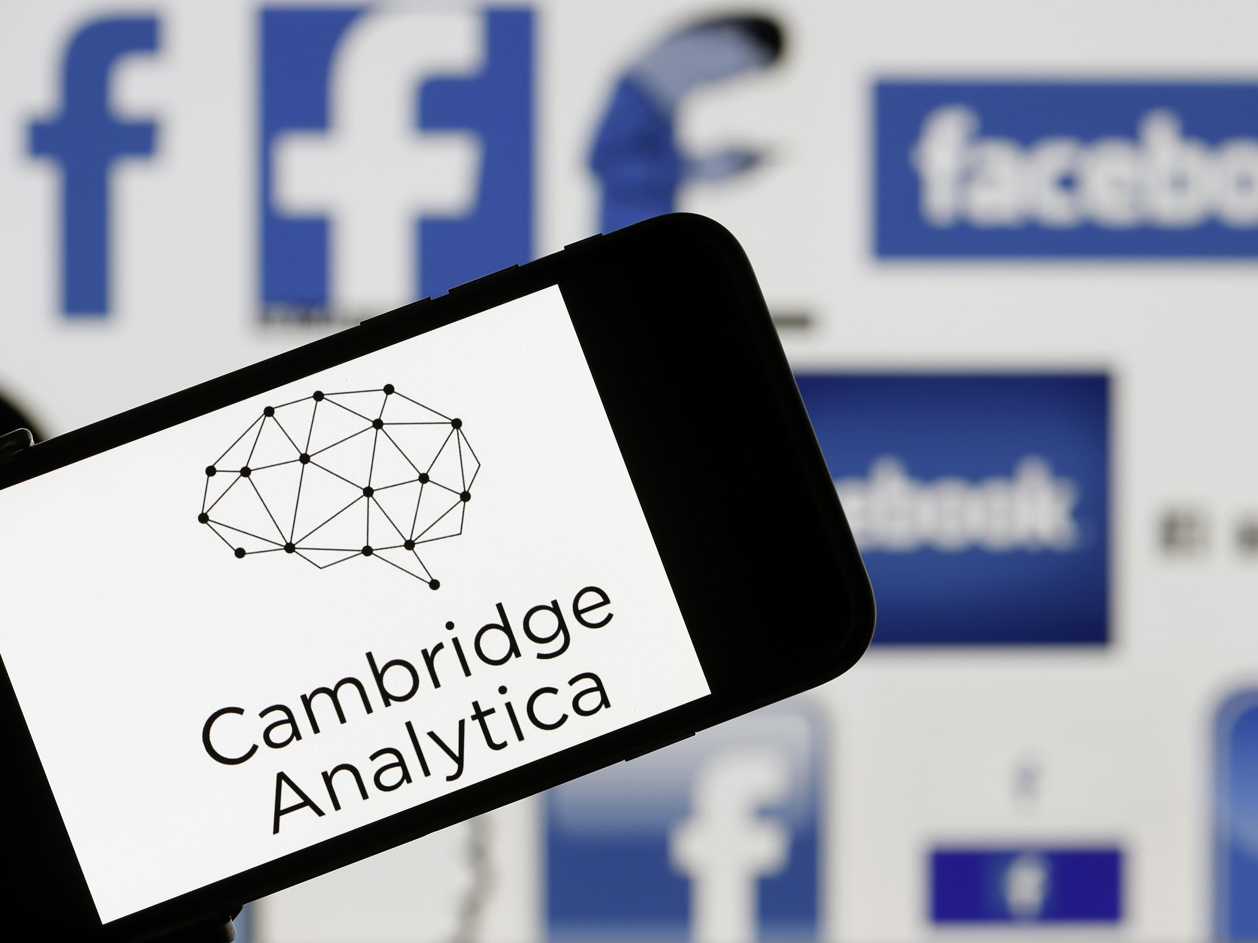Image result for cambridge analytica facebook