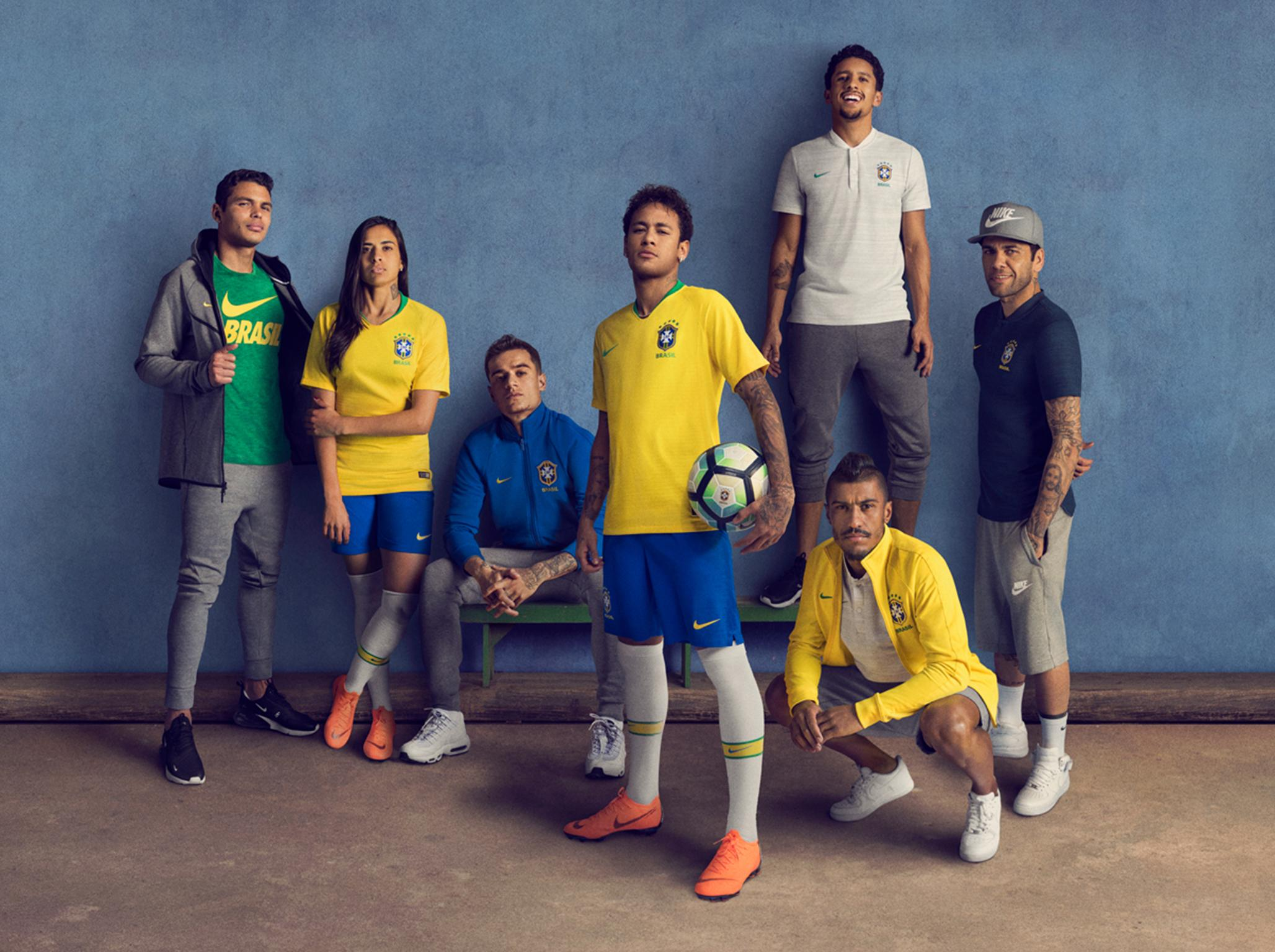 World Cup 2018 kits: Every home and away shirt rated - and your