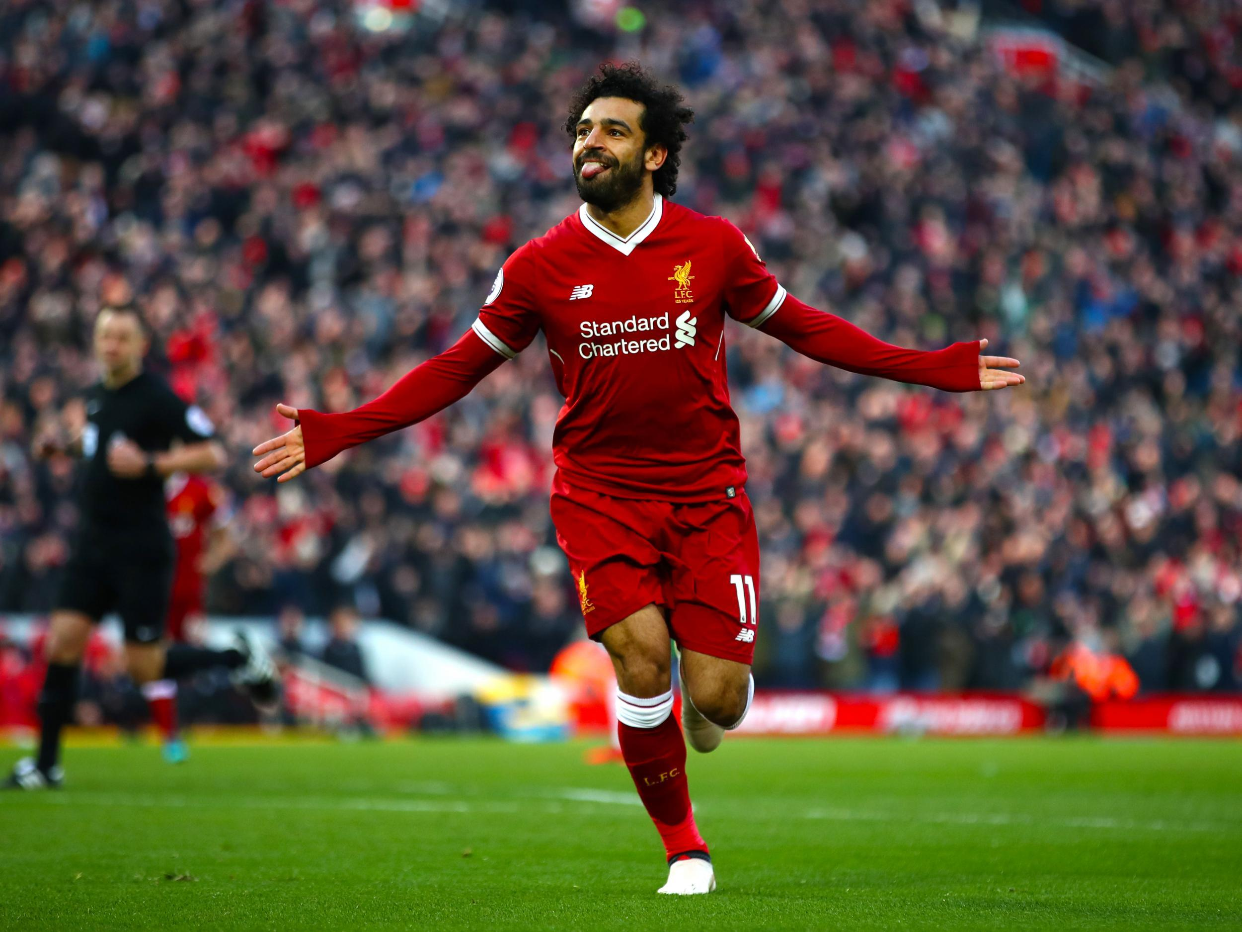 Image result for mohamed salah
