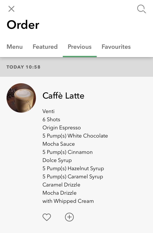 Rachel Eats Stuff: The simple Starbucks app hack that will create a ...