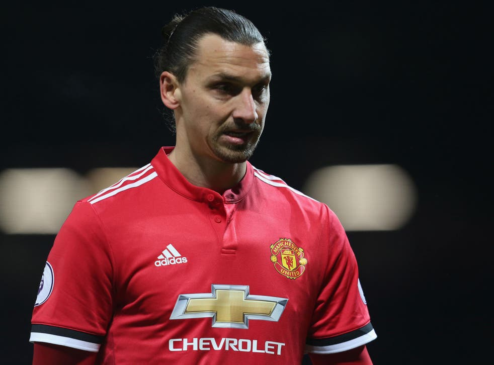 Zlatan Ibrahimovic is expected to leave Manchester United at the end of the season