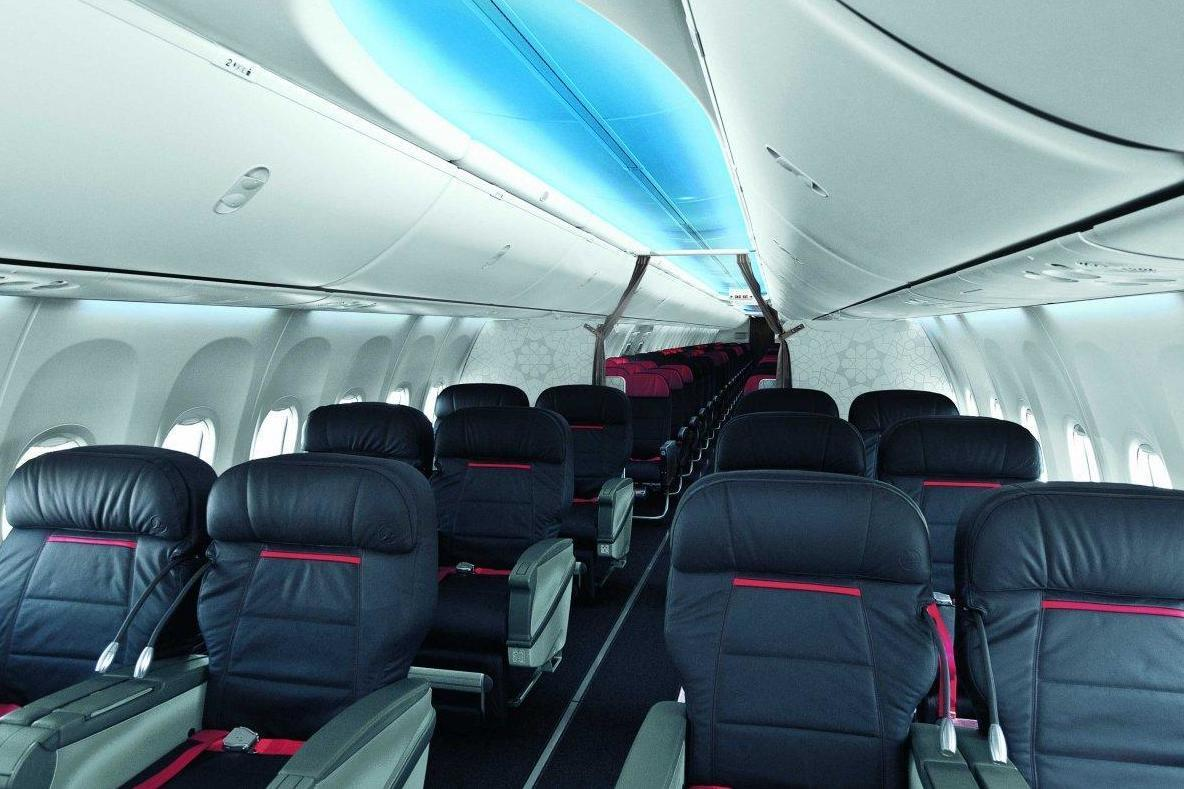10 Things Airlines Are Doing To Make Flying Economy More Comfortable Aviation Knee Key Systems Wiring Diagram Airplane Interiors Brighter