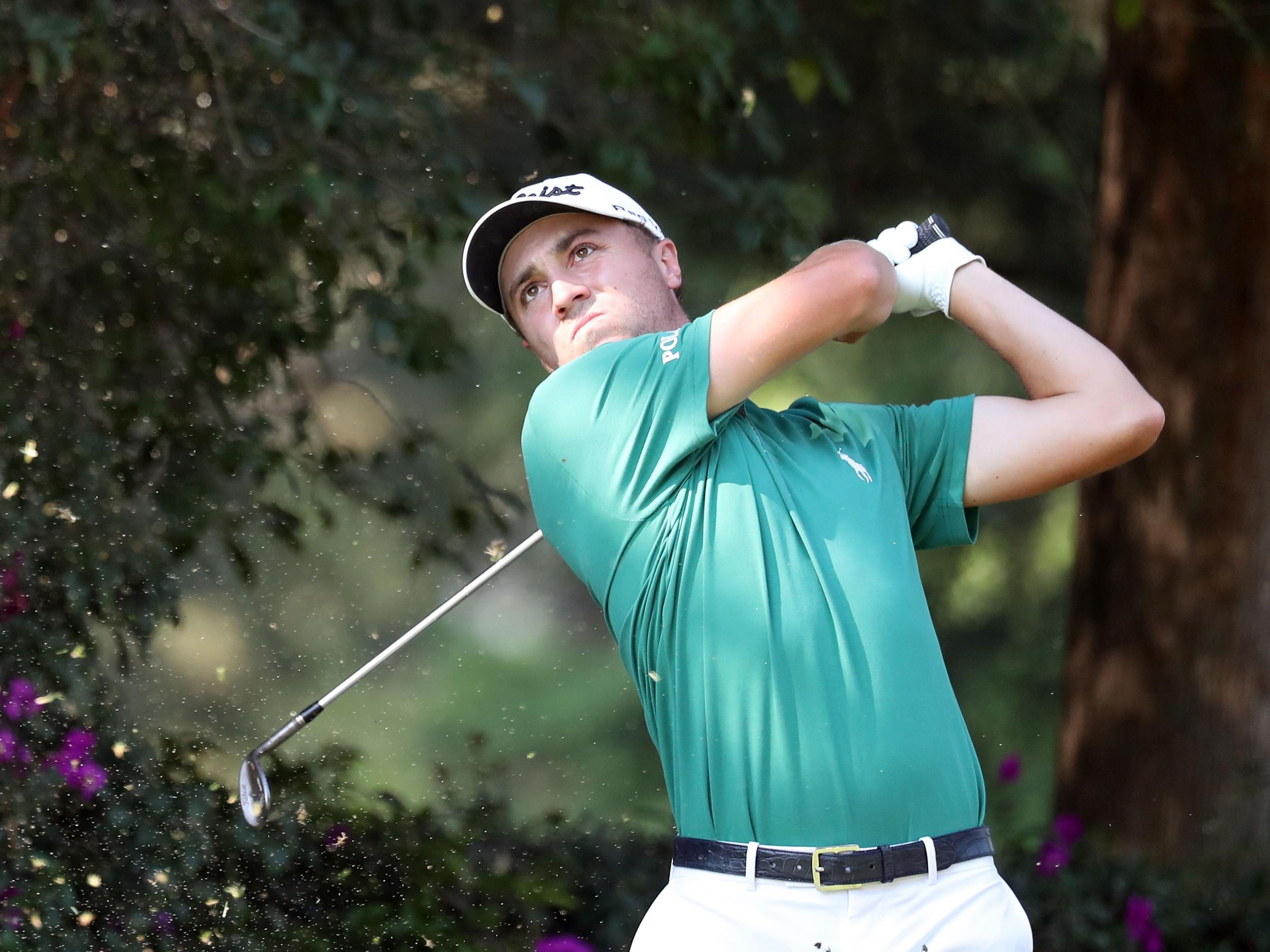 a125a14576d Masters 2018  Rickie Fowler relishing mental battle as he bids to ...