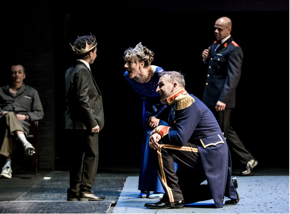 Cusack and Eccleston shine as the power couple in this RSC production