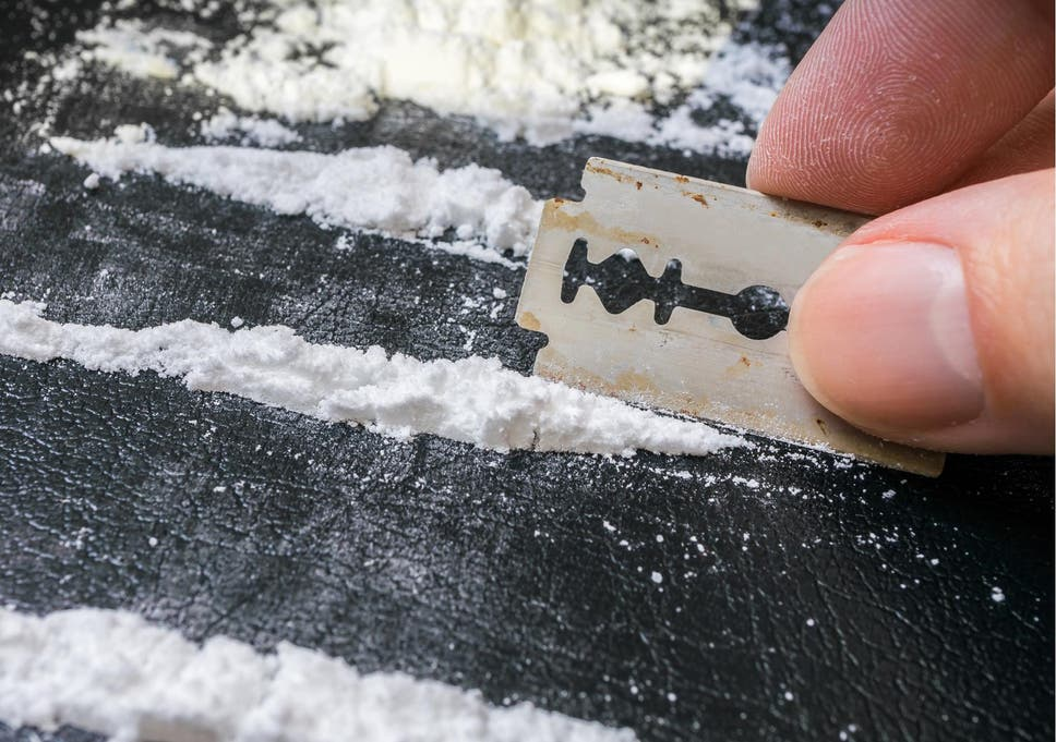 UK is the world's biggest exporter of legal cocaine and heroin, show