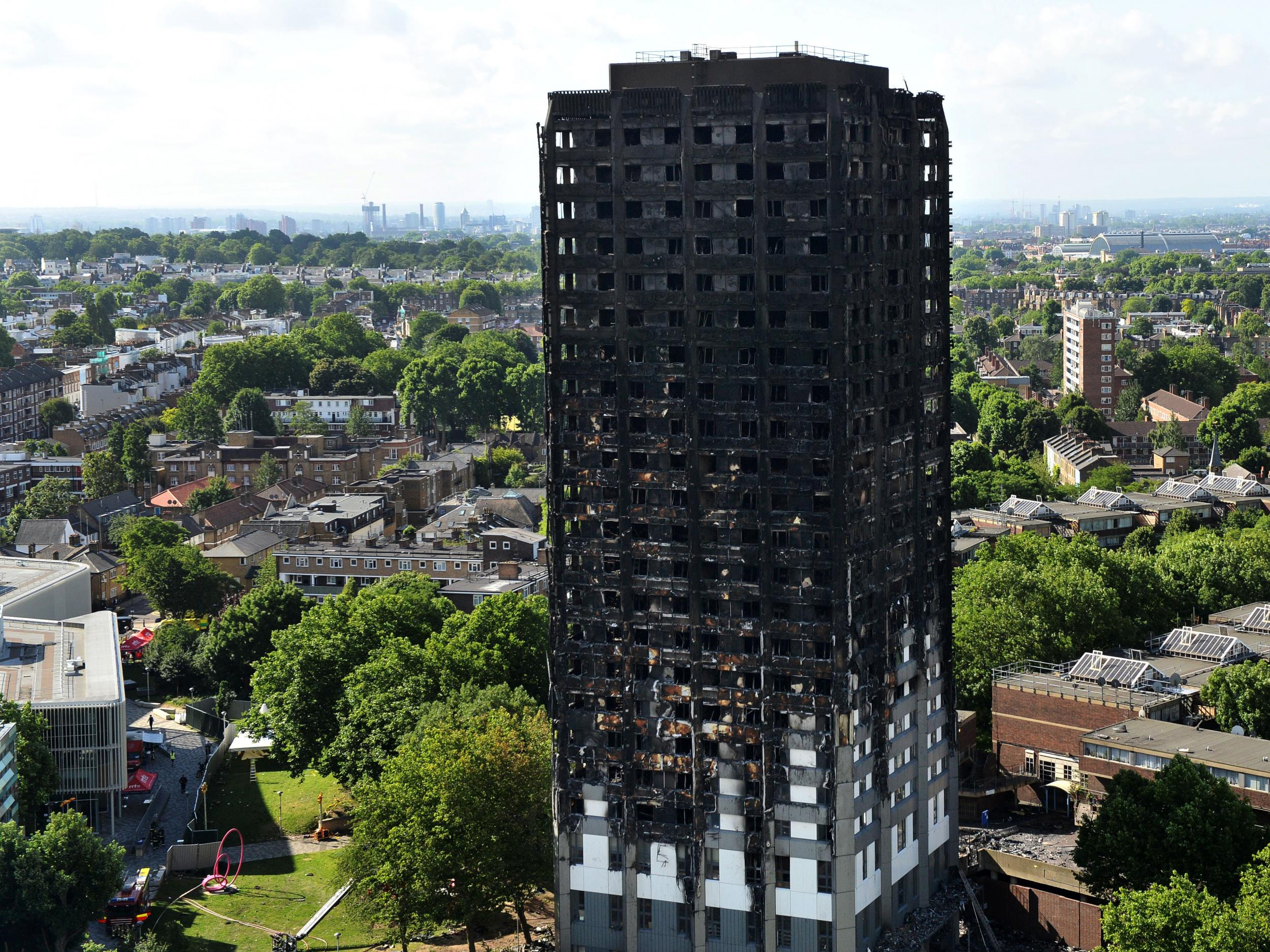 Grenfell Tower insulation 'never passed safety tests and