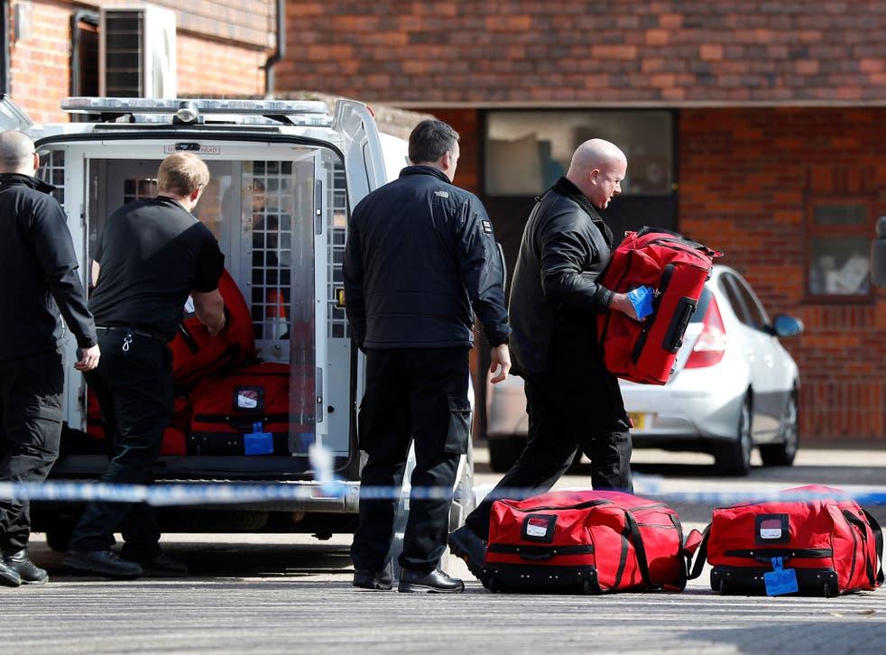 OPCW inspectors previously verified the use of novichok against Sergei Skripal in Salisbury