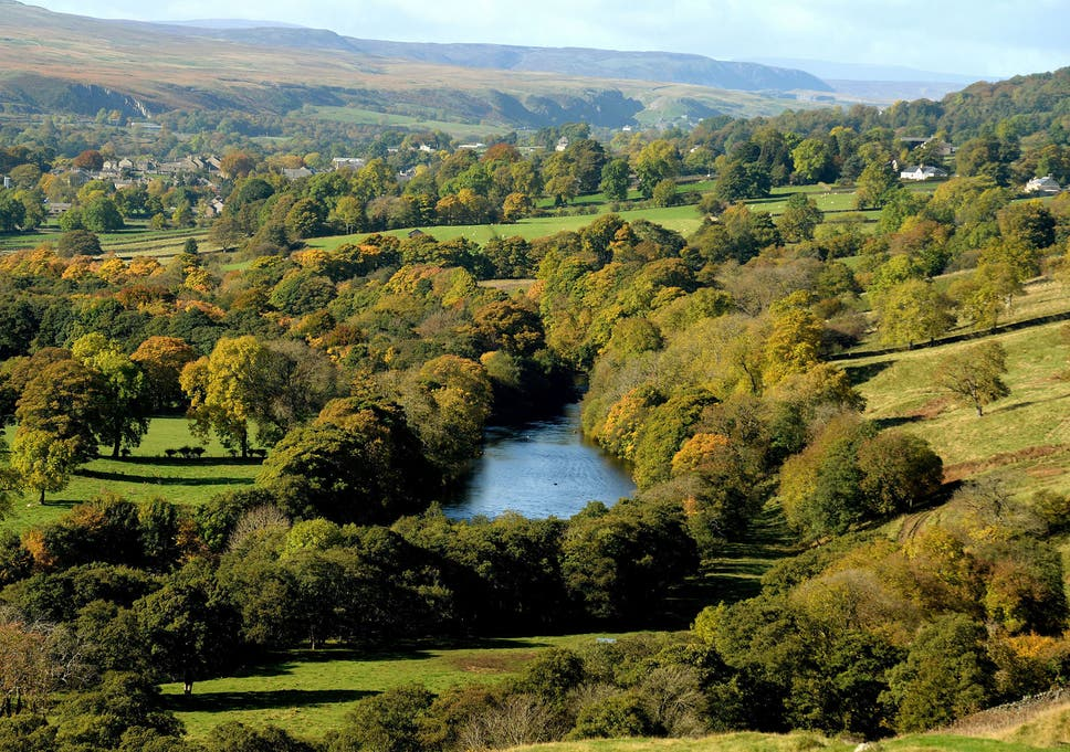 Enjoying Britain's beautiful countryside is 'our birthright'