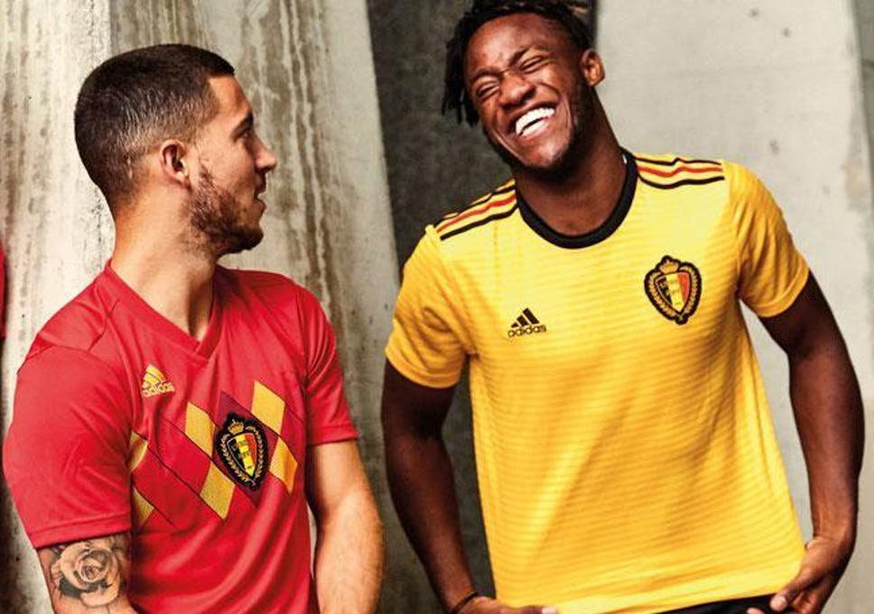 World Cup 2018  The eight most fashionable team kits  a51e8f5fd
