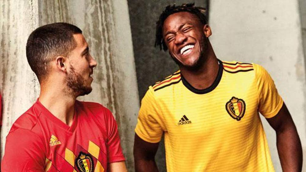 World Cup 2018 kits  Every home and away shirt rated - and your shock  favourite revealed 48b38317f