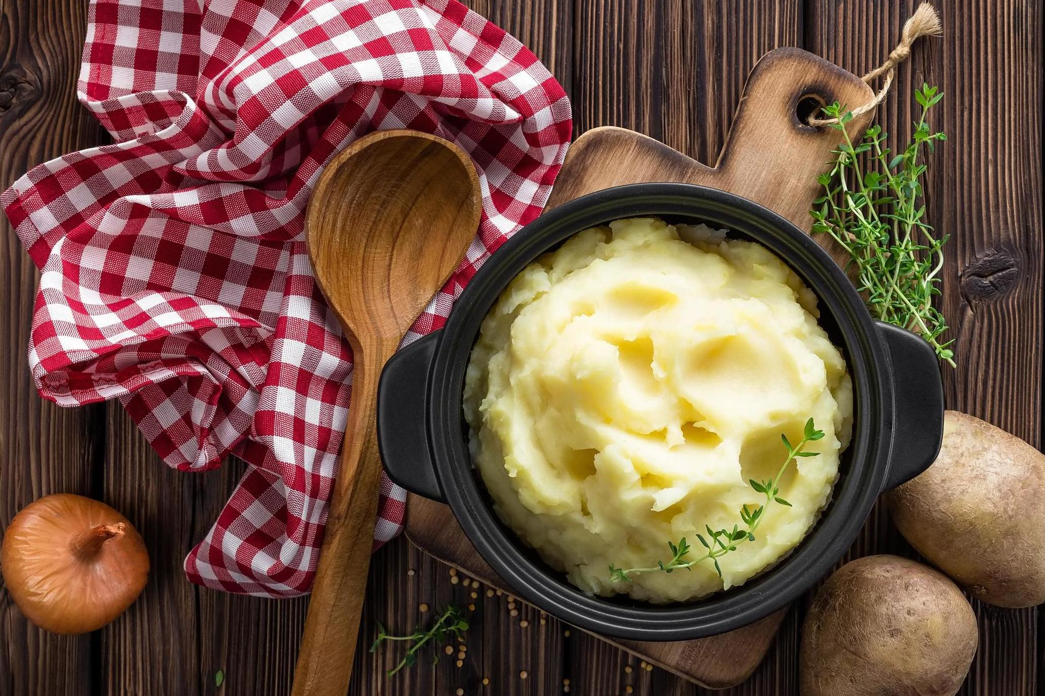 How to make the perfect mashed potato
