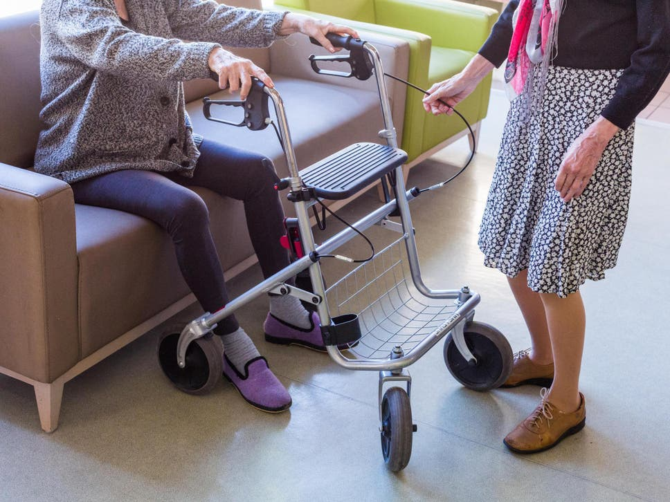 Number of older people living independently by 2035 is expected to rise 60 per cent