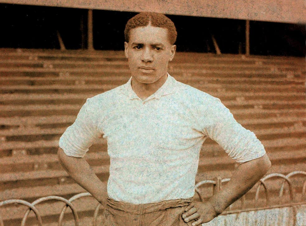 For most of his life, and indeed most of his death, Walter Tull was a largely anonymous figure - but that's slowly changing