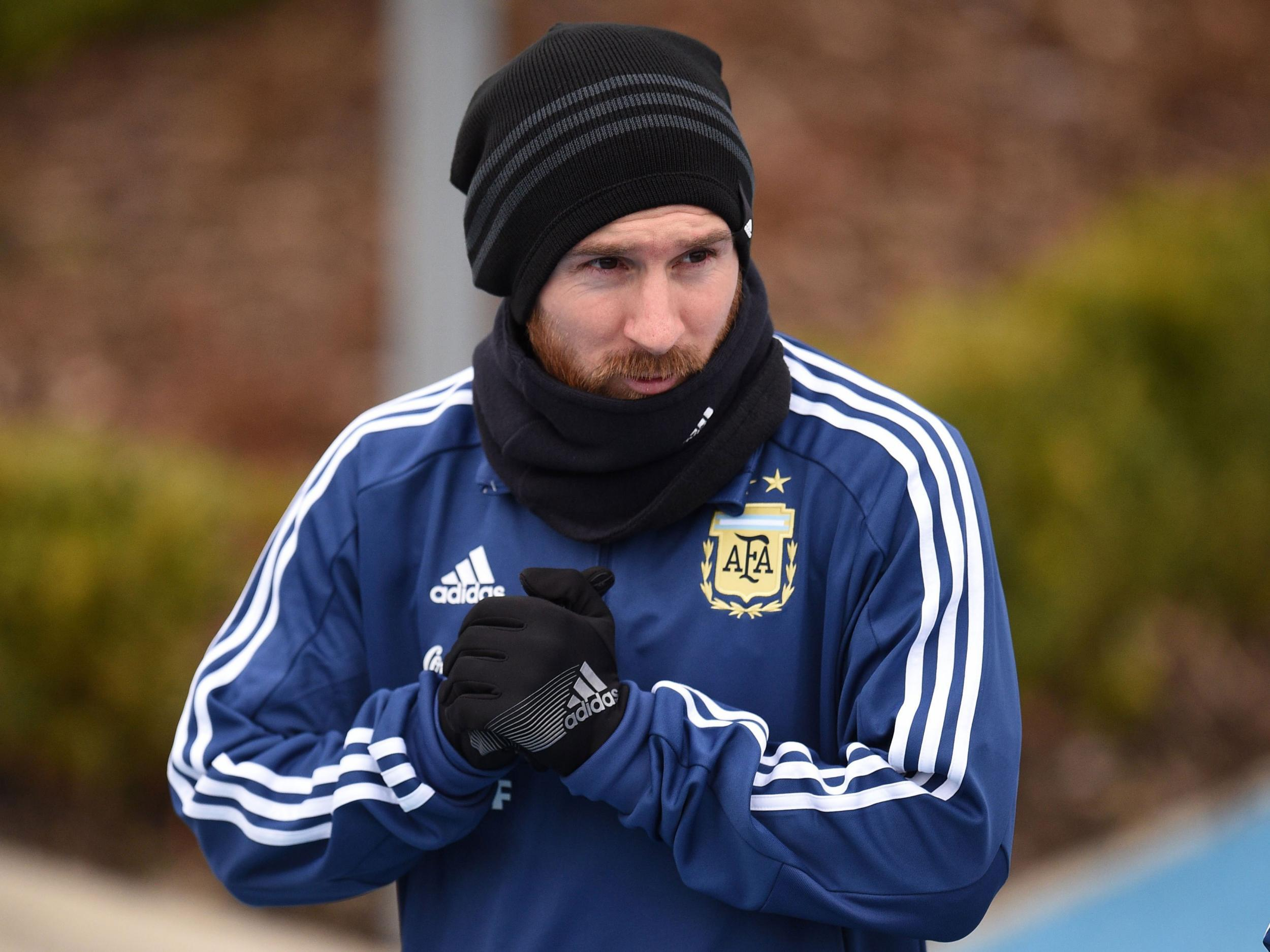 Argentina will be 'Lionel Messi's team' at the World Cup, says Jorge Sampaoli