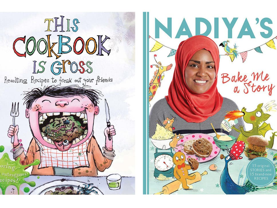 9 best kids cookbooks the independent encourage the kids to don their mini chef hats and get involved in the kitchen with our pick of books for budding cooks forumfinder Gallery