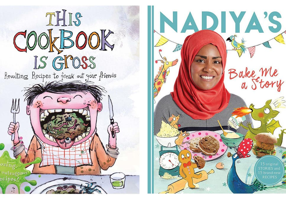 Encourage the kids to don their mini chef hats and get involved in the  kitchen with our pick of books for budding cooks fc6a11029f