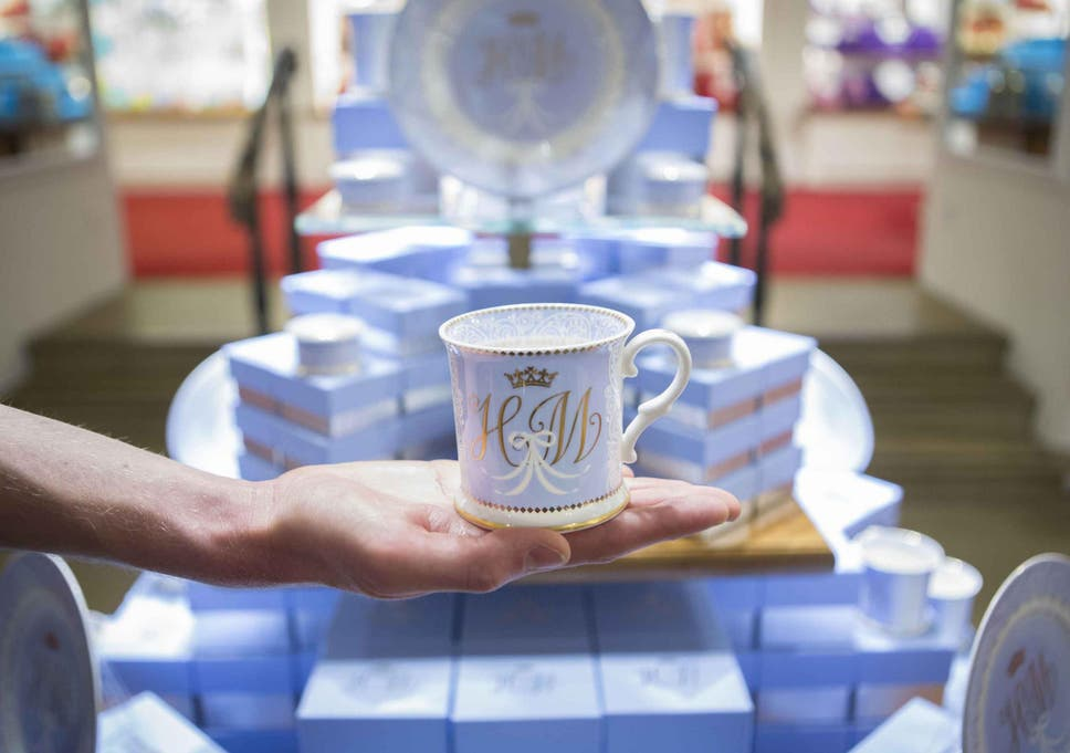 Prince Harry And Meghan Markle S Official Royal Wedding China Goes
