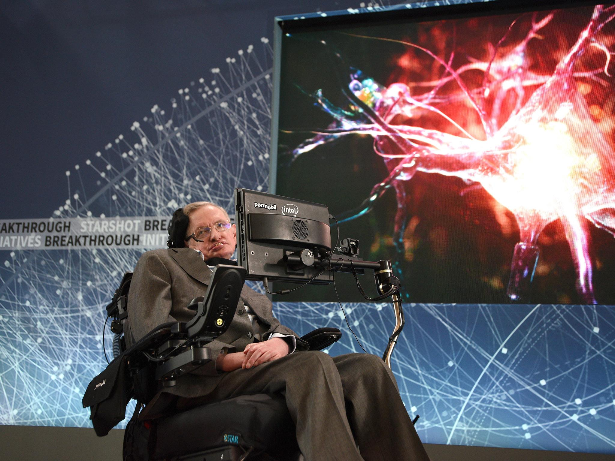 Stephen Hawkings Final Paper Revealed Showing Professors Last  Stephen Hawkings Final Paper Revealed Showing Professors Last Statement  On The Universe Before His Death  The Independent Business Essay Topics also Living A Healthy Lifestyle Essay  Business Plan Writers In Delhi