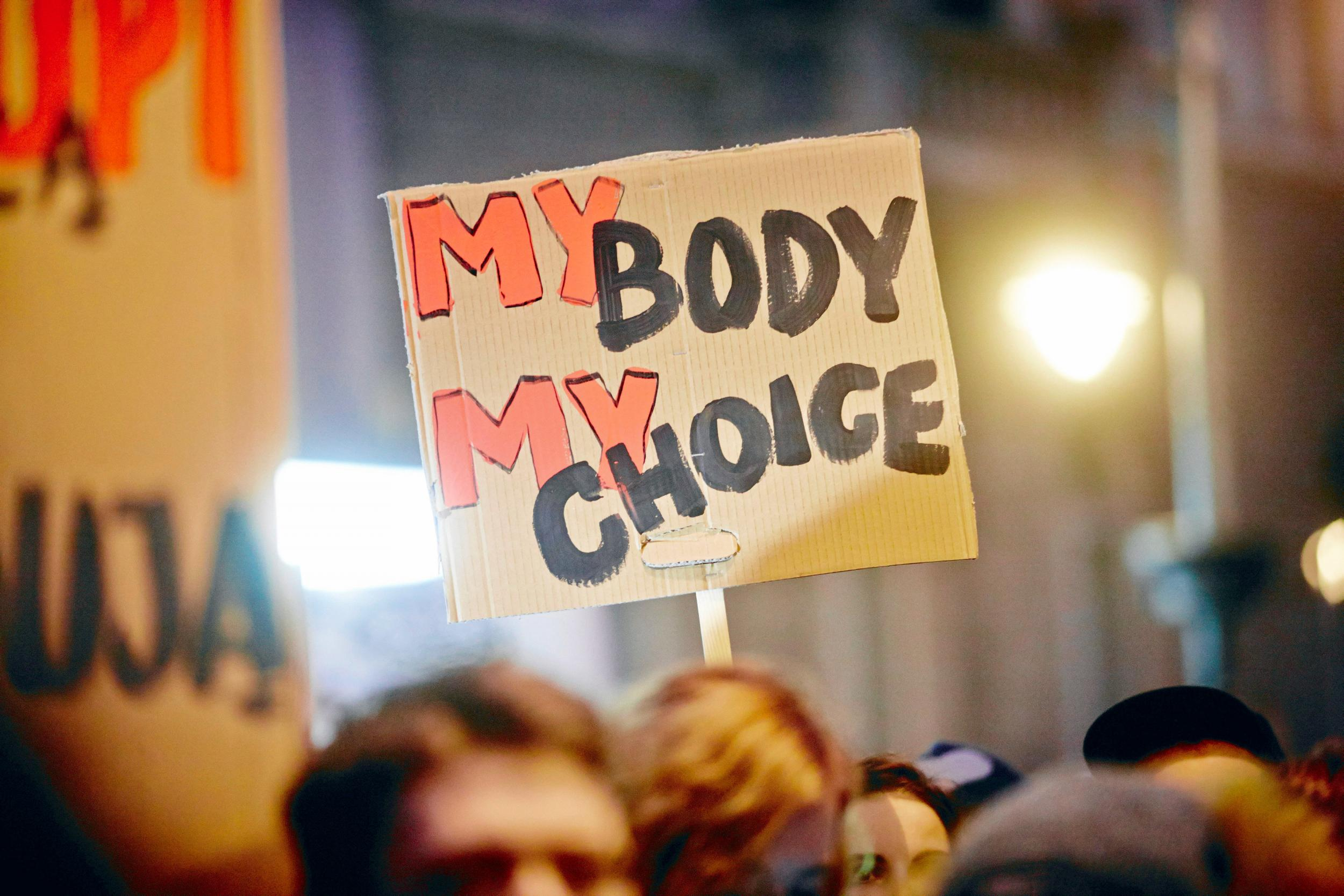 I had to risk miscarrying in a taxi after taking an abortion