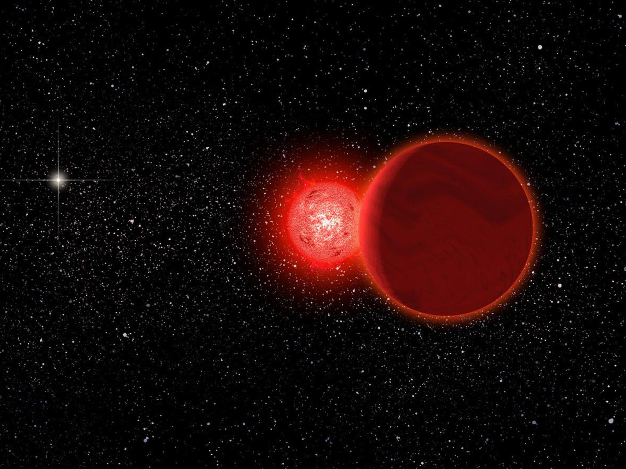 Alien star streaked through our solar system and jostled its contents, scientists say