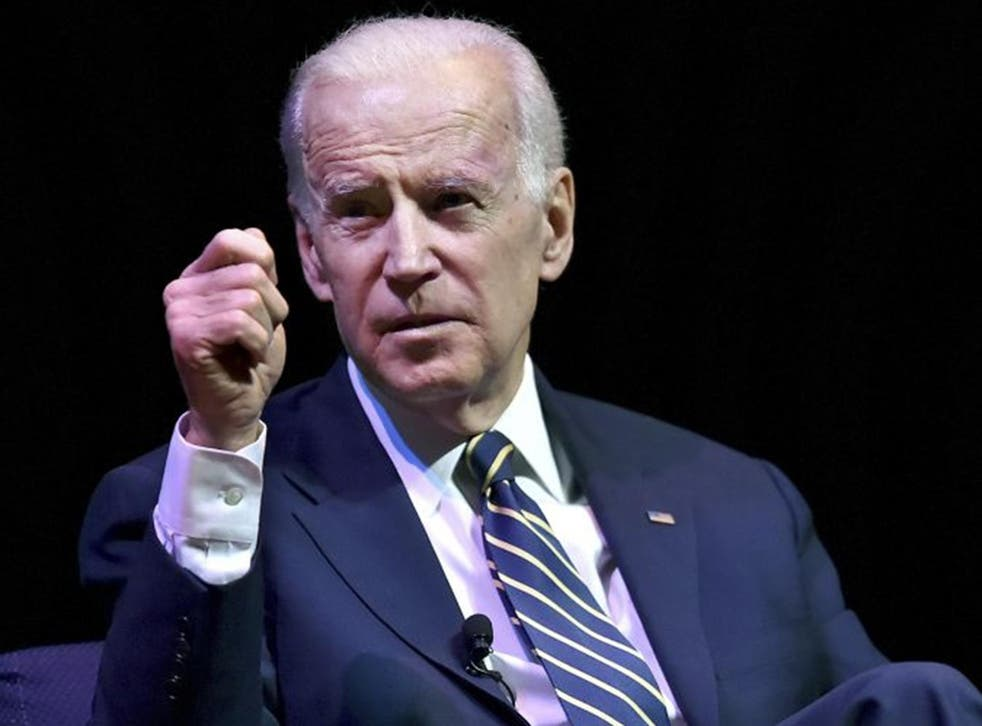 Joe Biden is one of the few national Democrats thought to be able to connect with the white rural voters