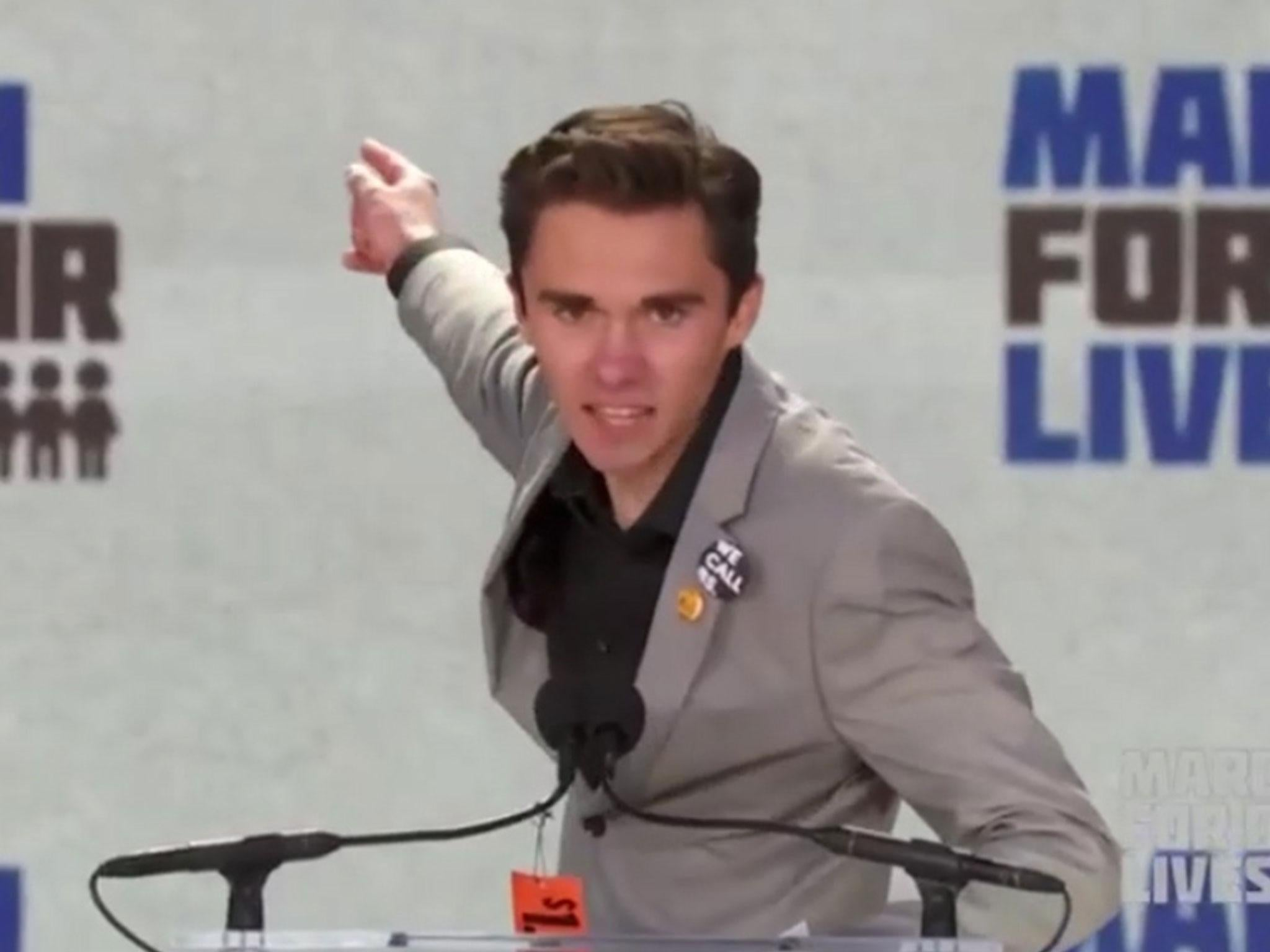 Image result for images of david hogg