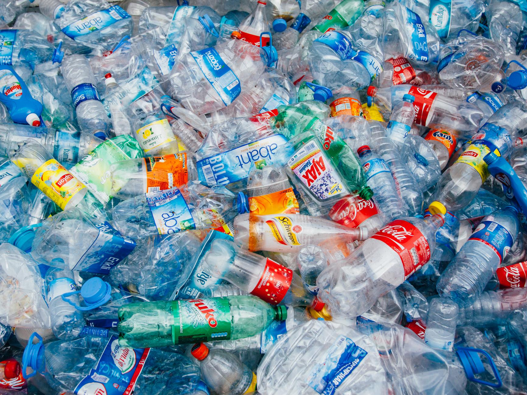 Government considering plastic bottle deposit scheme to for Things made from waste plastic bottles