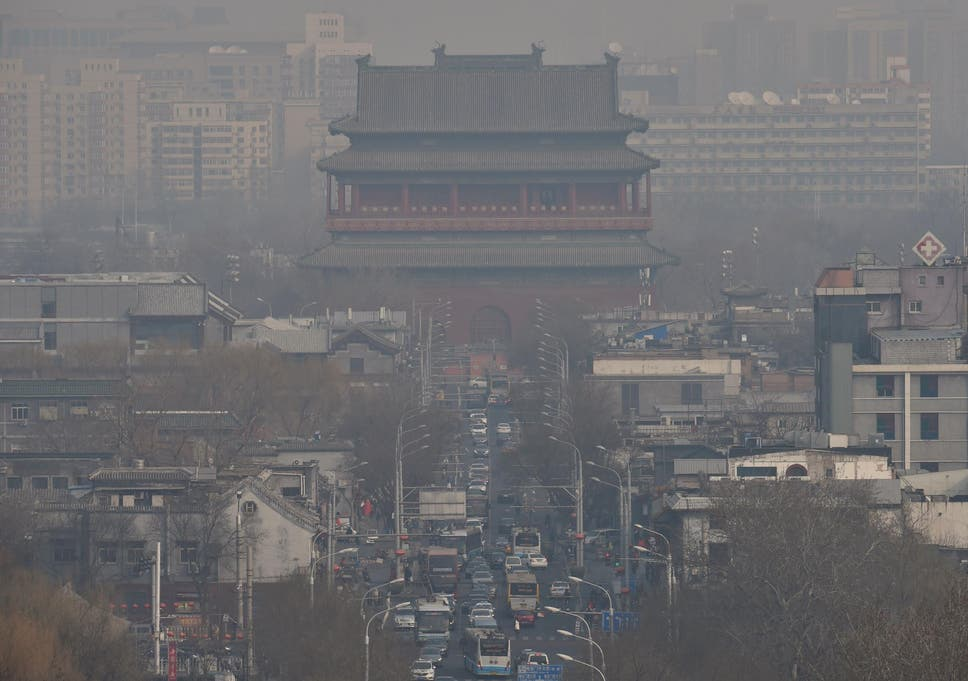 China Issues Three Day Smog Alert And Orders Factories To Cut Output