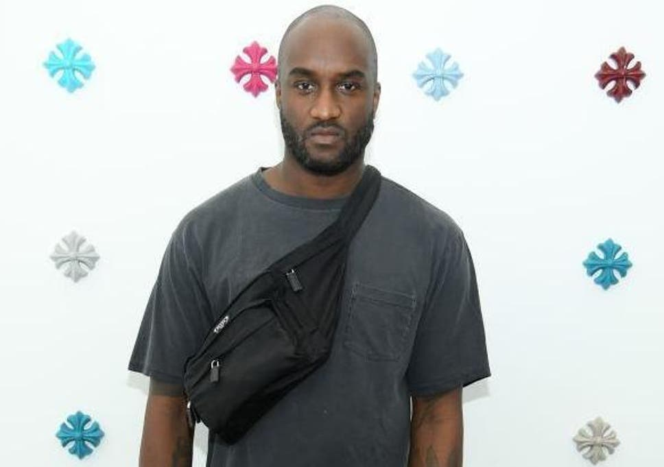3b2b13931b25 Kanye West s creative director Virgil Abloh and now menswear designer at  Louis Vuitton