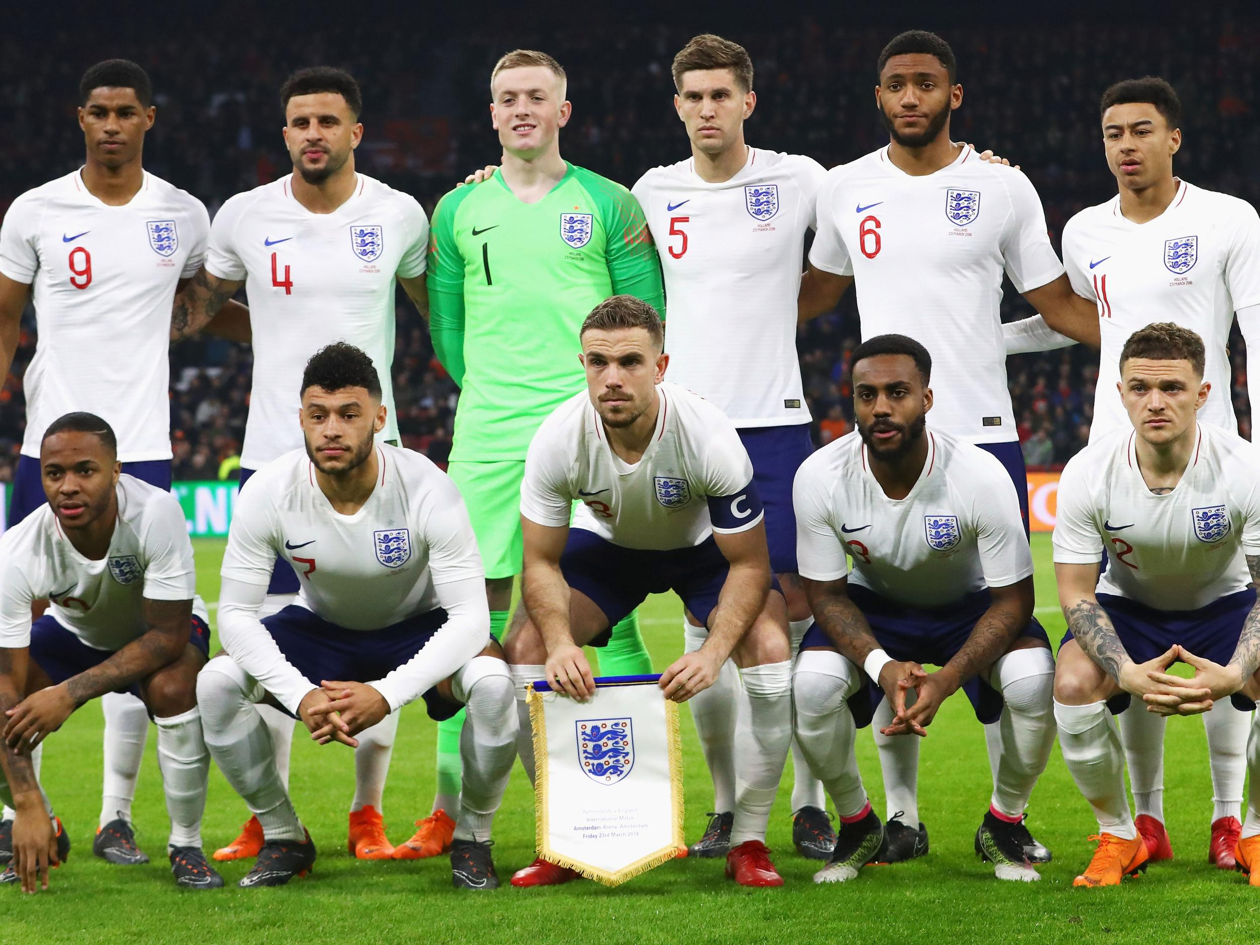 Image result for english national team vs nigeria