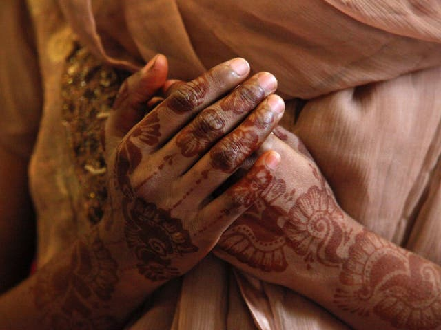 Violence against women and girls remains a big problem in Pakistan.
