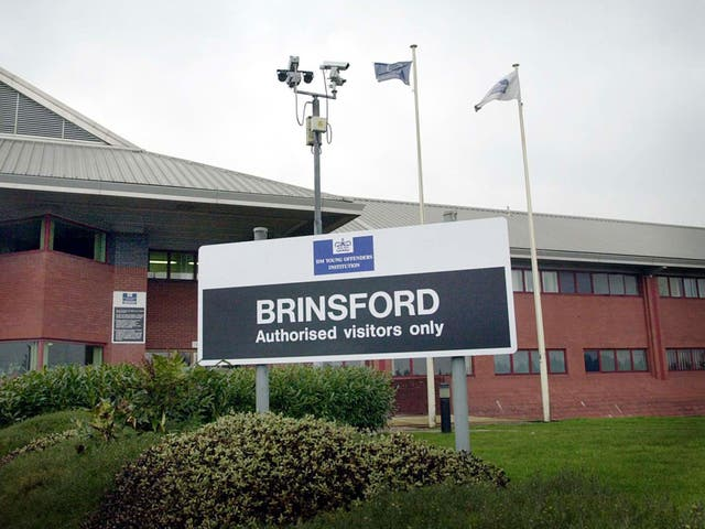 HMPYOI Brinsford, near Wolverhampton