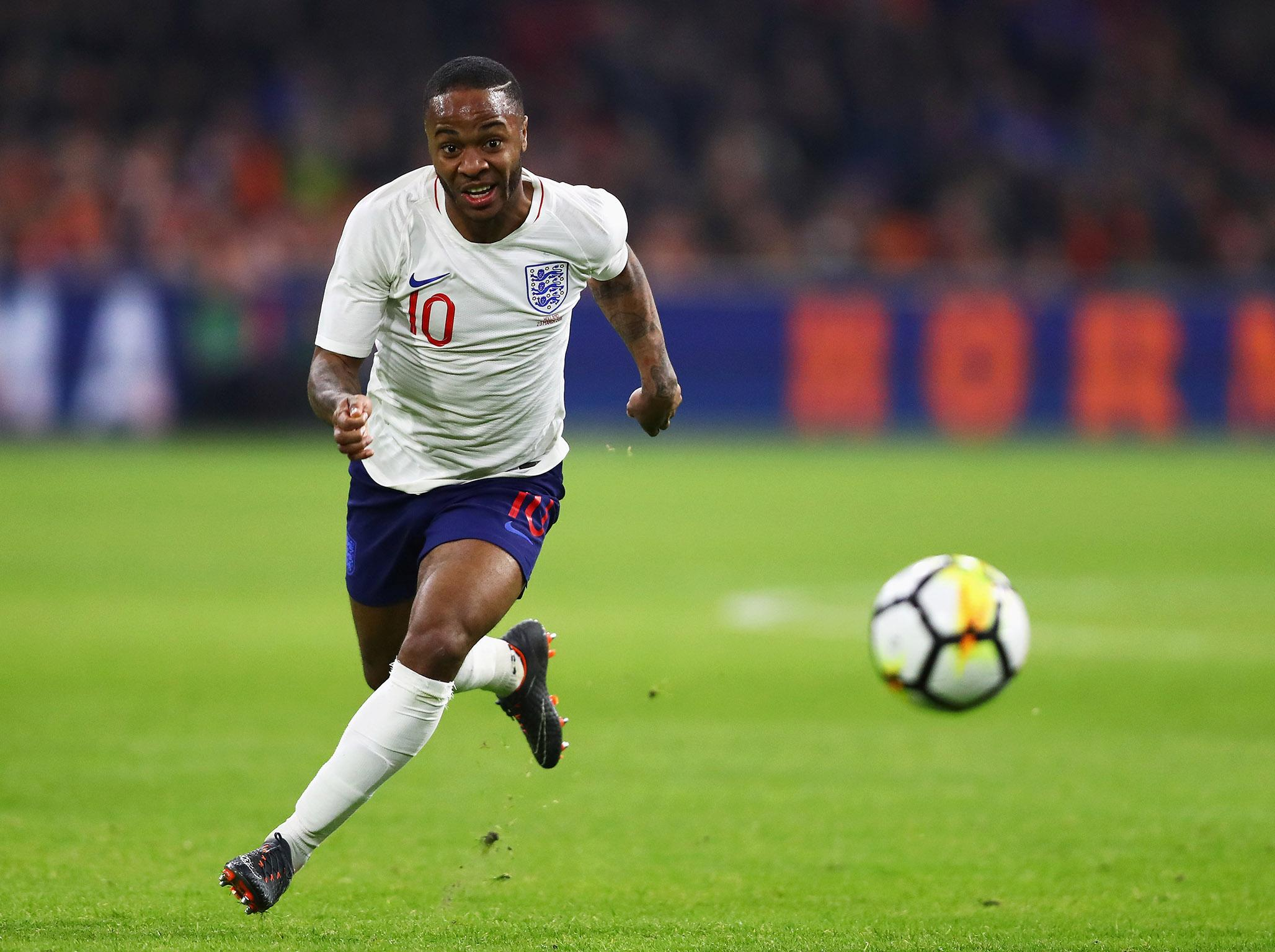 How Pep Guardiola's coaching has turned Raheem Sterling into one of England's leading lights