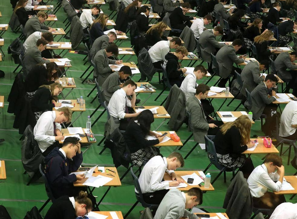 More than 14,000 took the GCSE paper which contained the error last year