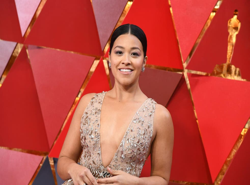Actress Gina Rodriguez is using her Emmy campaign money to fund an undocumented student's college scholarship.