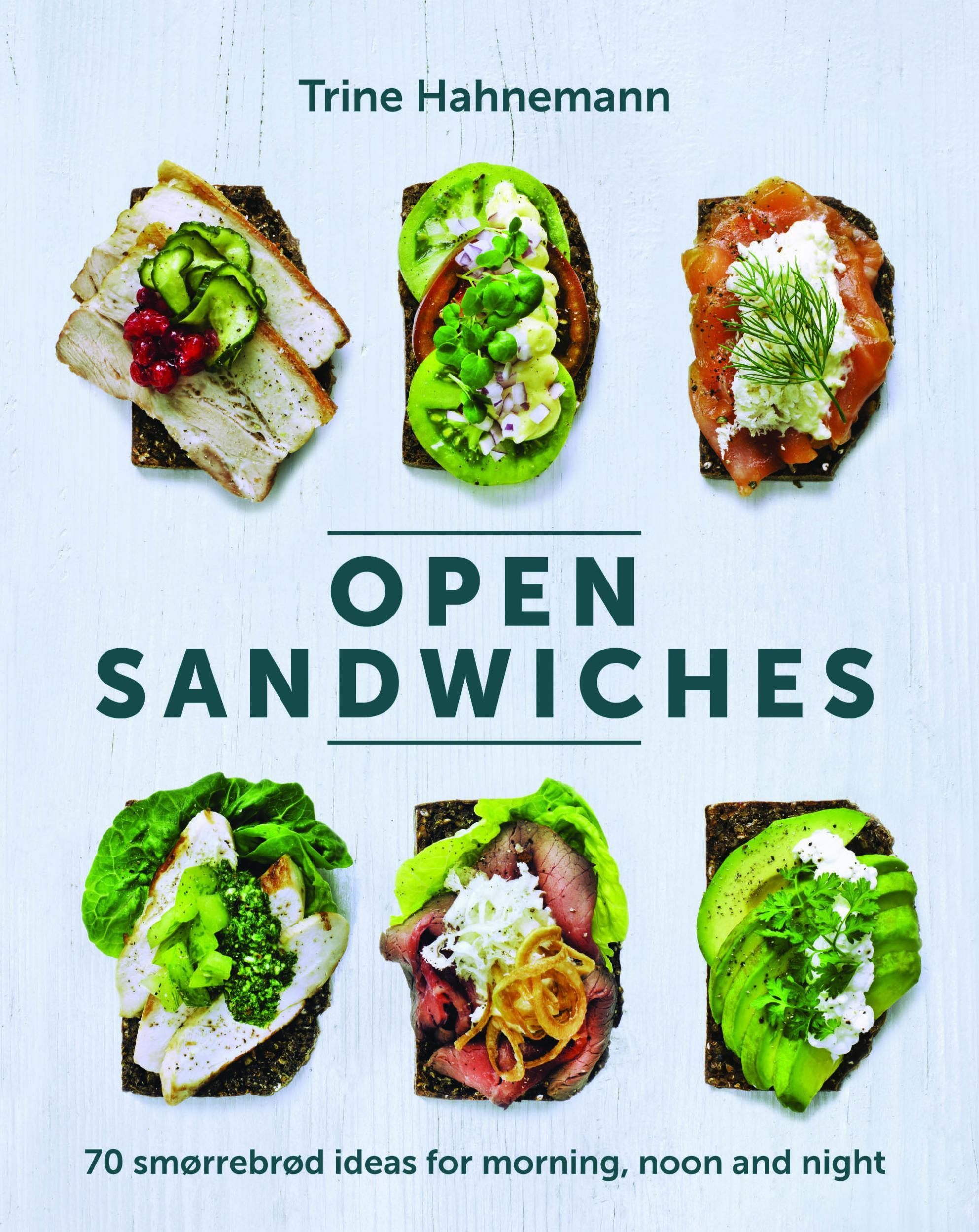 Open Sandwiches: From peaches and blue cheese to cod and