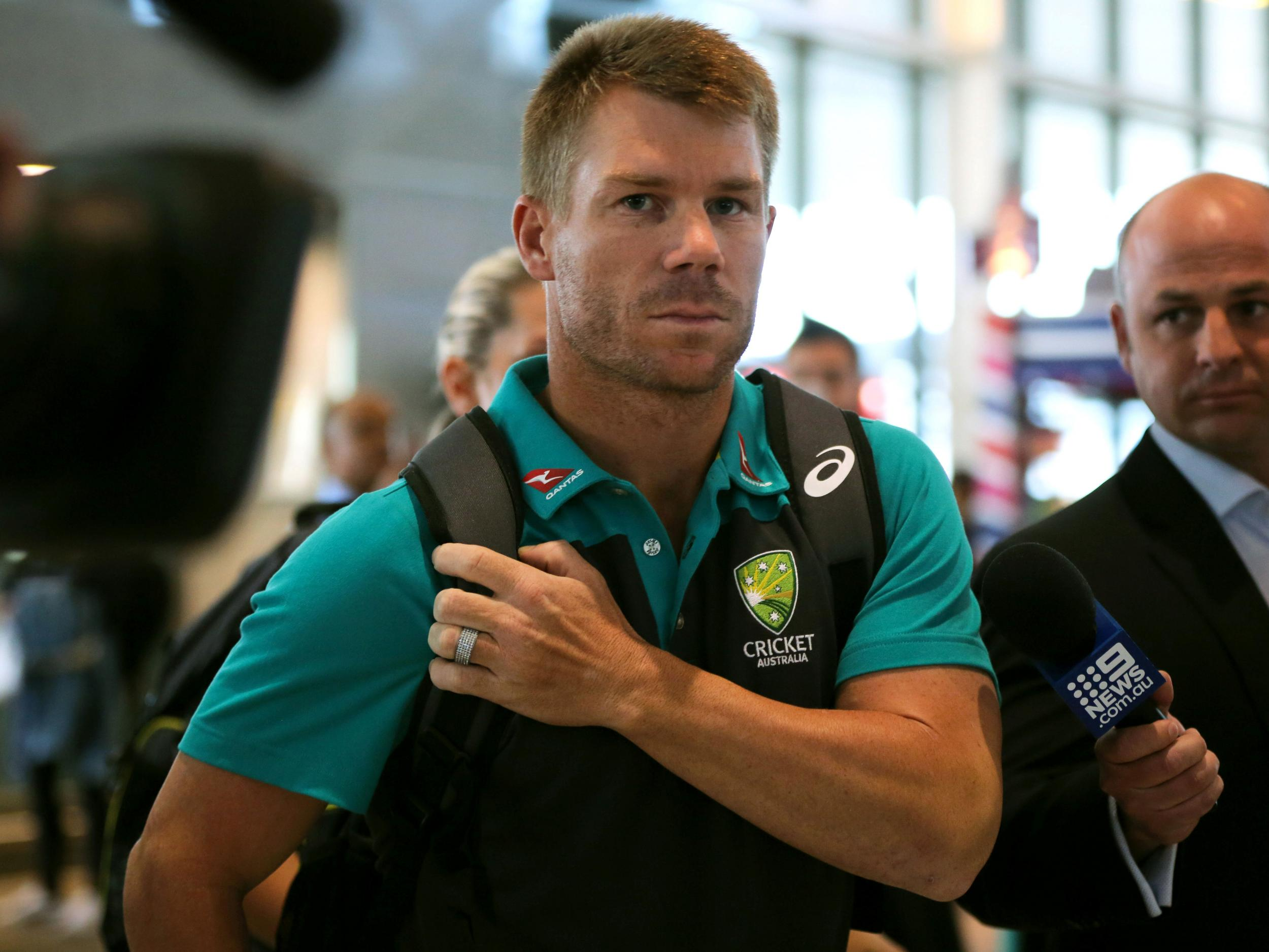 The Fall Rise And Fall Of David Warner Once Revered Now