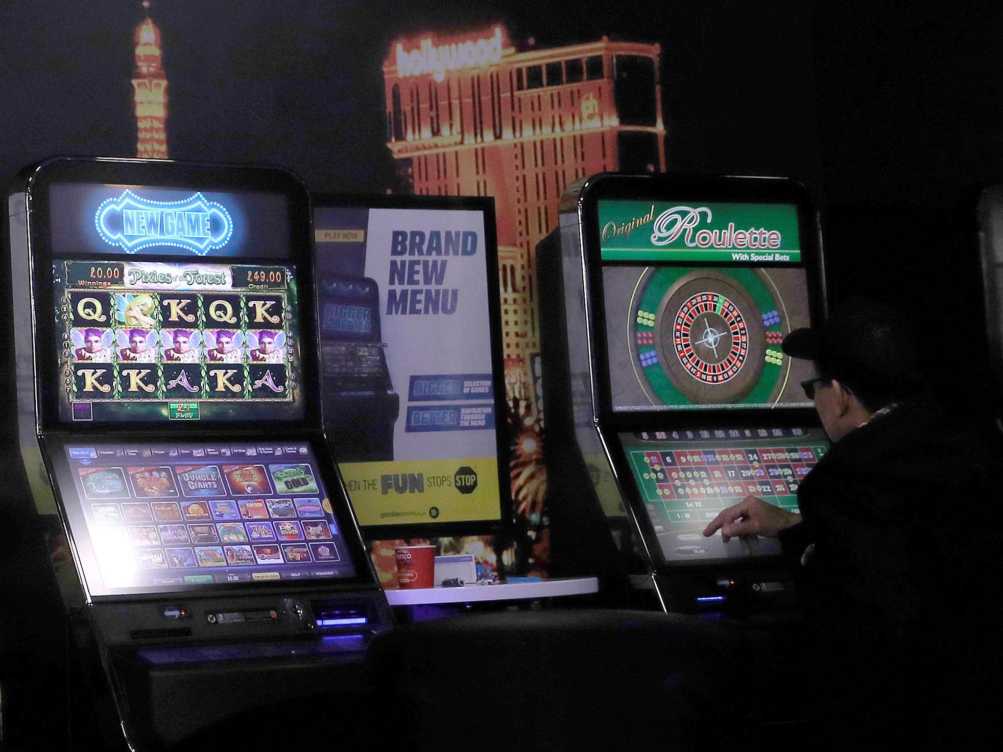 Fixed odds betting terminals addiction dog football predictions betting