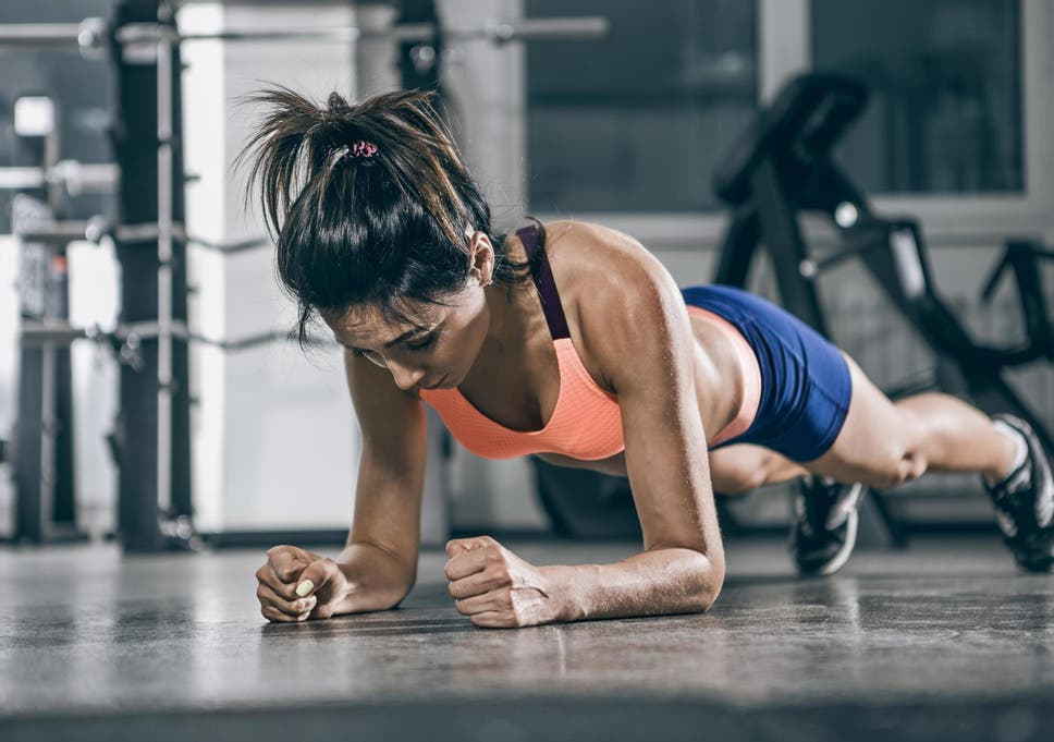Shorter Planks Are More Effective According To Experts The