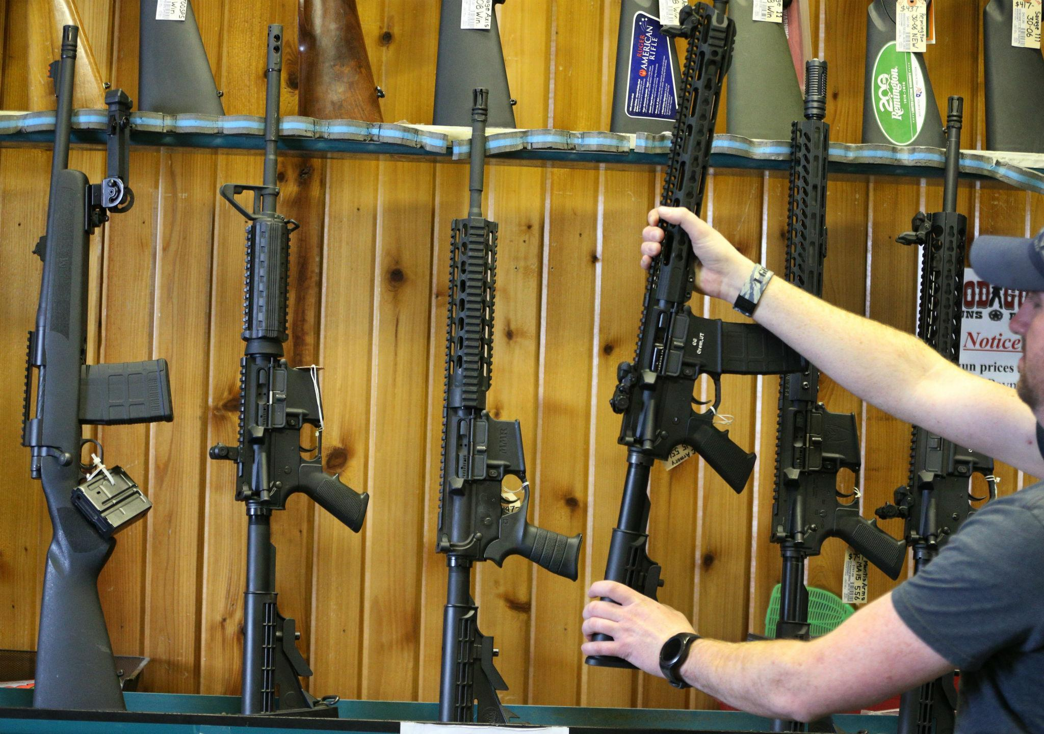 US citizens own 40% of all guns in world - more than next 25