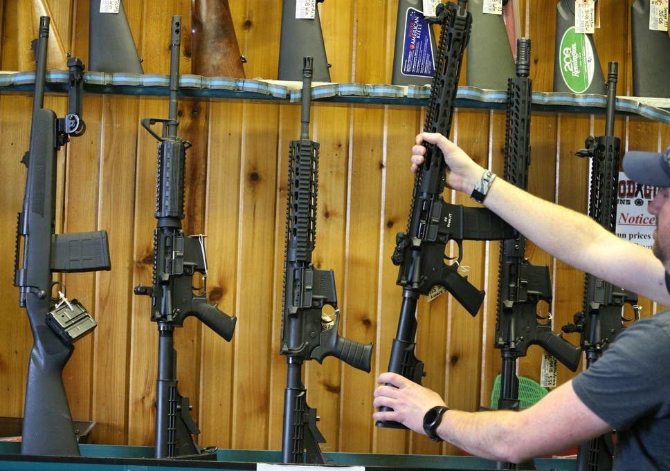 New Government Report Suggests 1 In 40 >> Us Citizens Own 40 Of All Guns In World More Than Next 25 Top