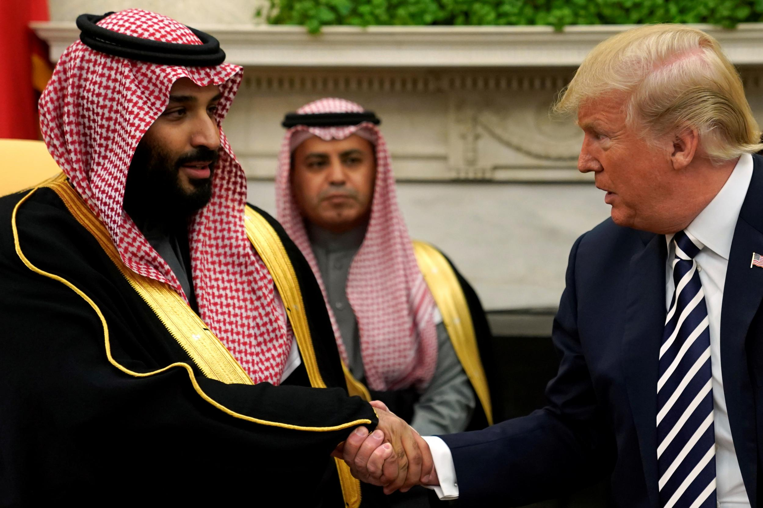 Mohammad Bin Salman US visit: Leaked itinerary shows Saudi Crown Prince to  meet Oprah, politicians and media bosses