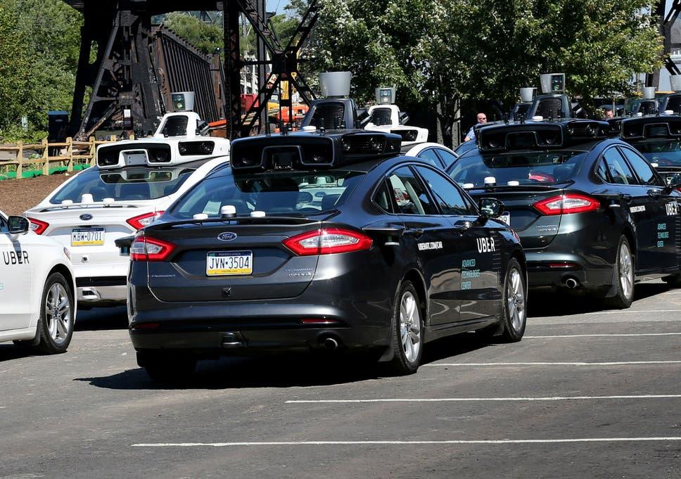 Uber will halt autonomous vehicle testing in California
